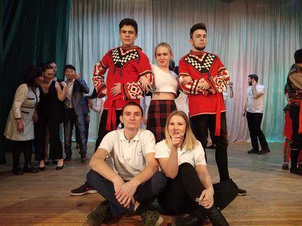 Наши среди победителей Международной студенческой Олимпиады по социальной работе 3