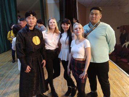 Наши среди победителей Международной студенческой Олимпиады по социальной работе 4