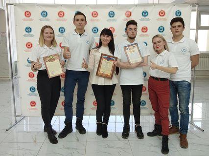 Наши среди победителей Международной студенческой Олимпиады по социальной работе 5