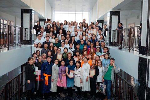 Наши среди победителей Международной студенческой Олимпиады по социальной работе 7