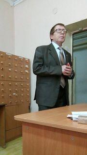 Встреча Ректората с трудовым коллективом ИППСТ 2
