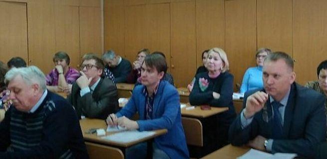 Встреча Ректората с трудовым коллективом ИППСТ 6