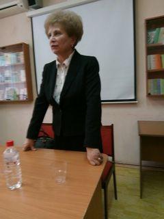 Встреча Ректората с трудовым коллективом ИППСТ 7